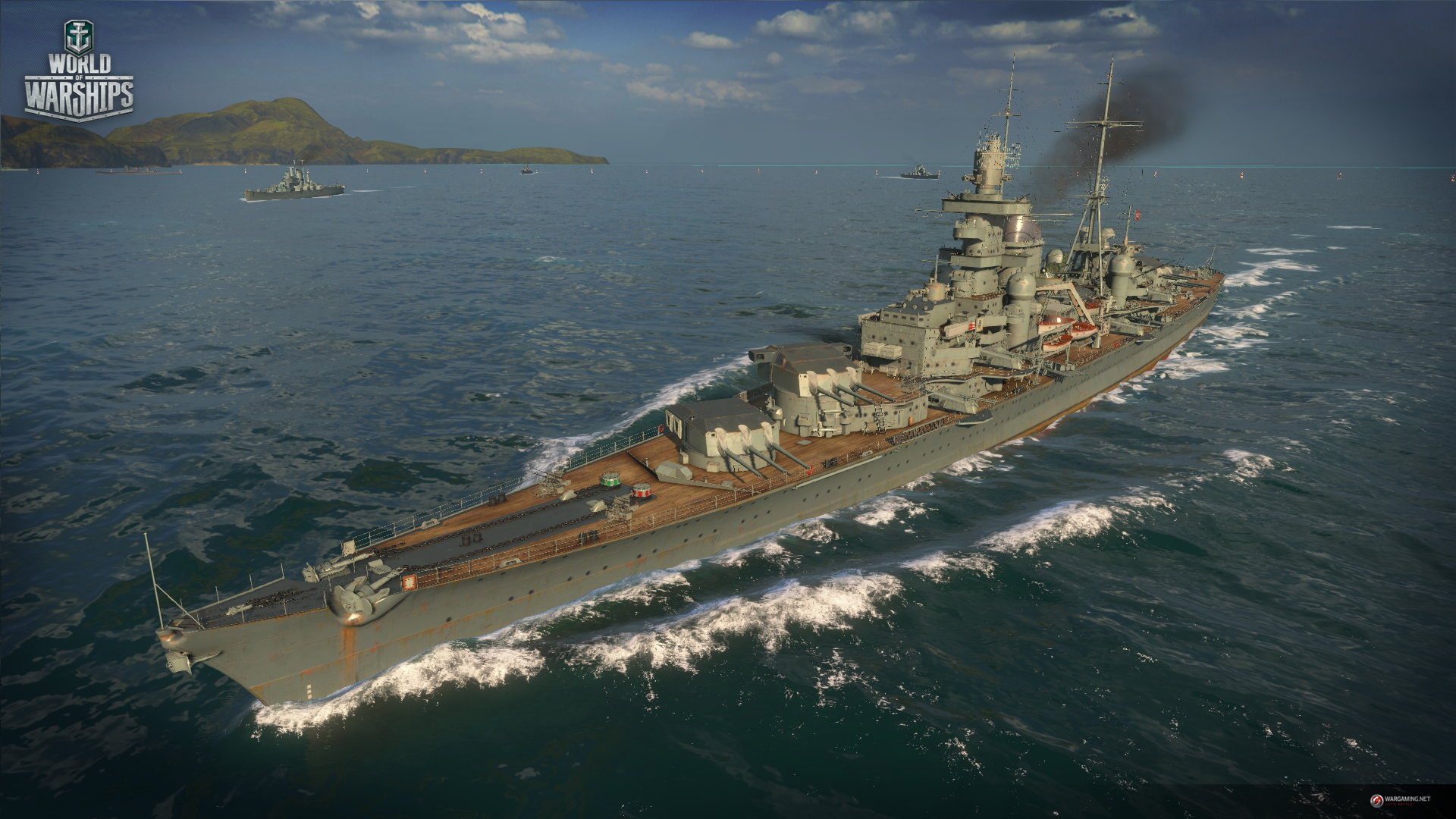 hindenburg  u2014 german tier x cruiser