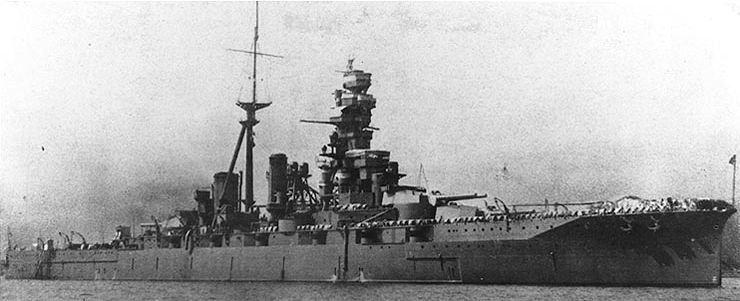 File:Japanese training ship Hiei.jpg
