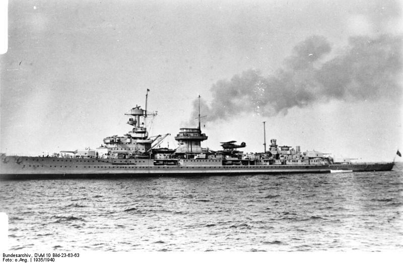 "File:Bundesarchiv DVM 10 Bild-23-63-63, Leichter Kreuzer ""Nürnberg"".jpg"