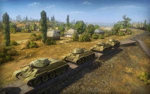 World of Tanks - Page 2 Prokhorovka_Global