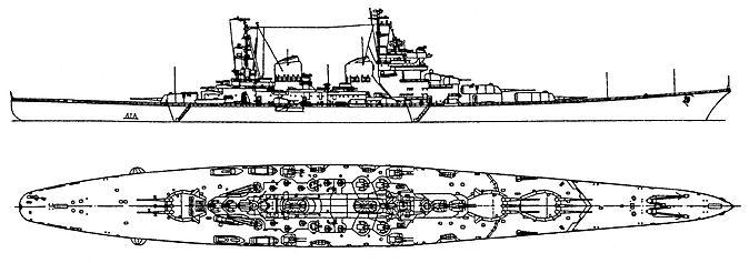 Файл:Схема тяжелого крейсера типа «Сталинград».jpg