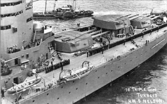 Файл:Башни главного калибра HMS Nelson.png