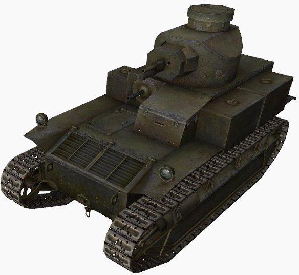Fichier:T2 Medium Tank front left.jpg