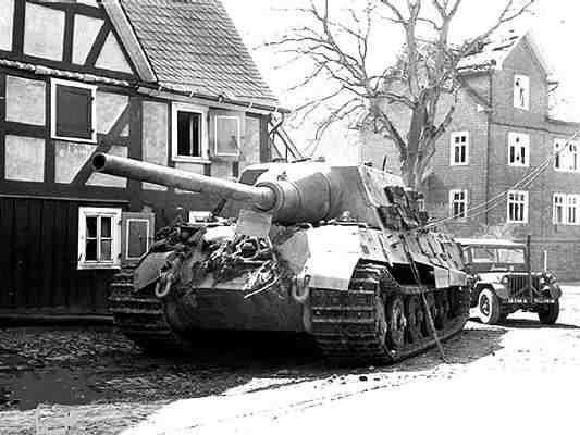 Datei:Jagdtiger, somewhere in France.jpg