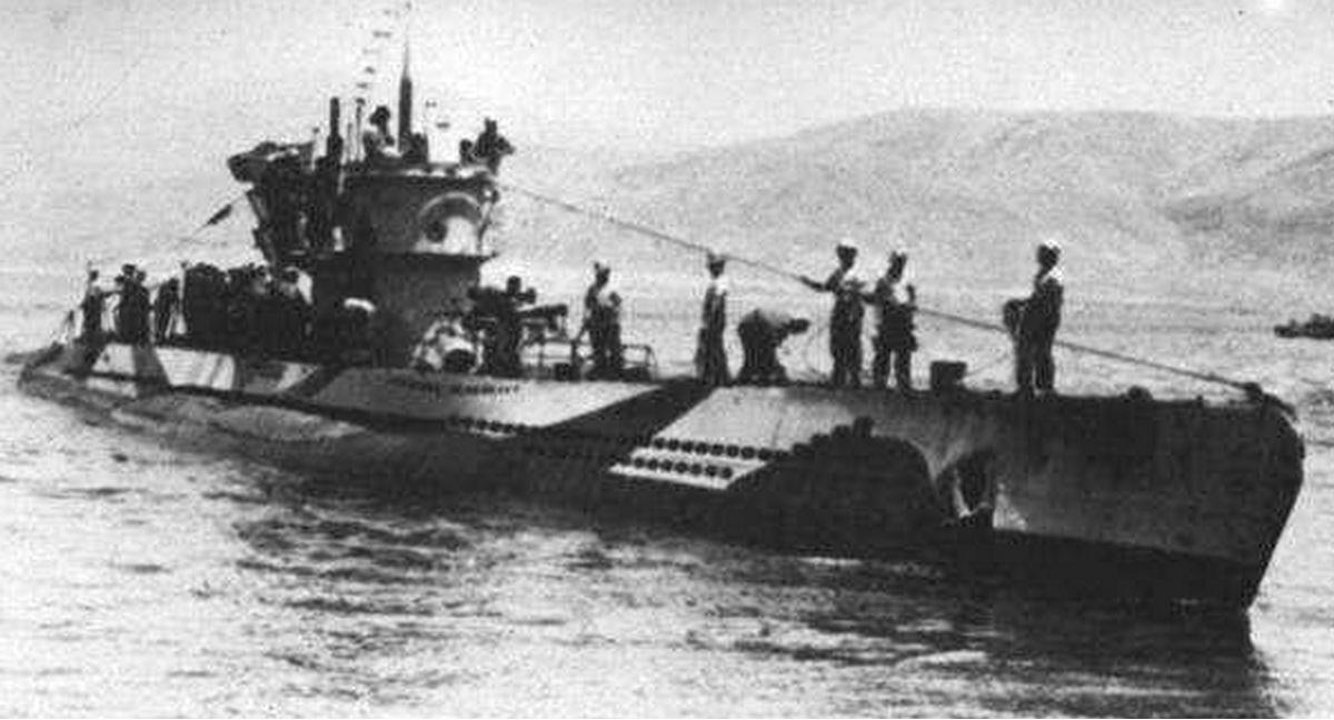 World War 2 German Navy UBoat Submarines 19391945