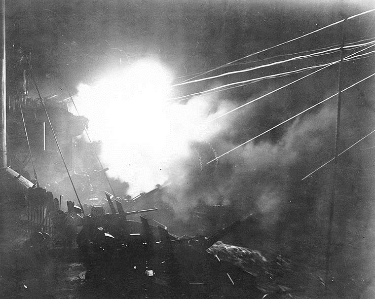 File:Boise bombards New Guinea.jpg