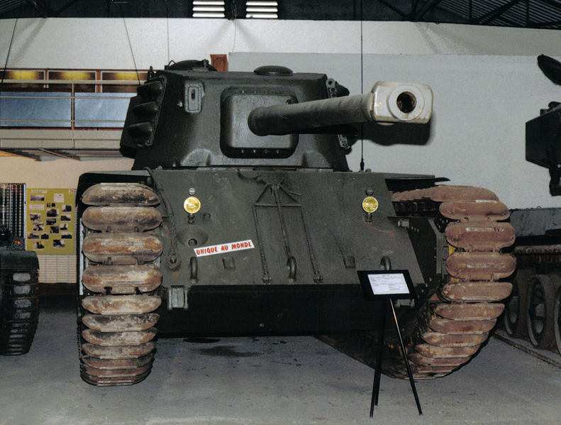 File:The ARL 44 in Saumur. One of the three surviving vehicles.jpg