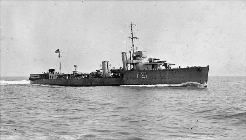 Файл:HMS Venturous (1917) IWM SP 406.jpg