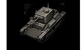 Cruiser Mk. II