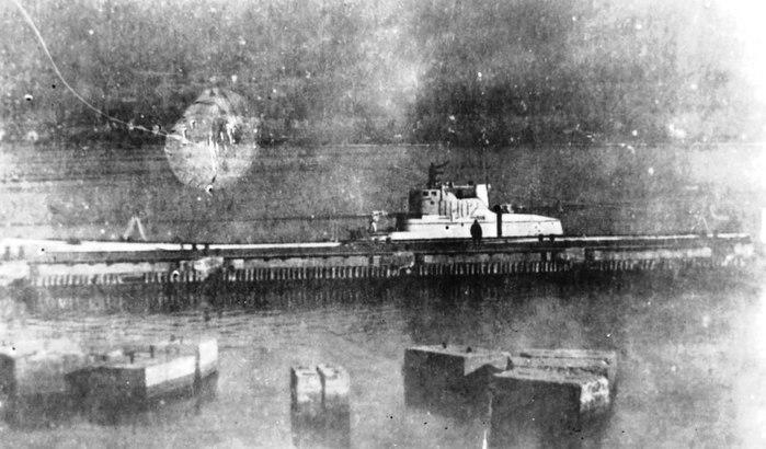 к 102 подводная лодка