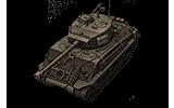 M4A3E8 Fury