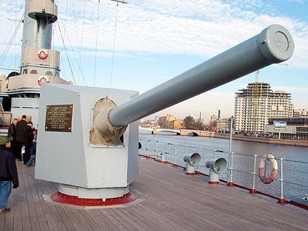 Файл:Аврора Баковое 152-мм орудие главного колибра.jpg