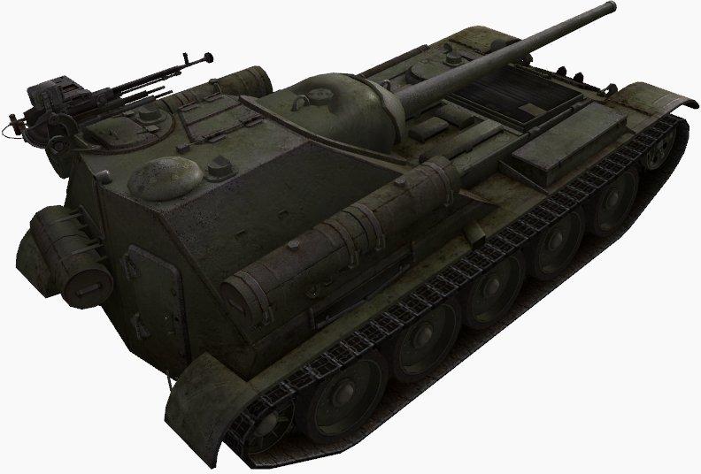 Fichier:SU-101 rear right.jpg