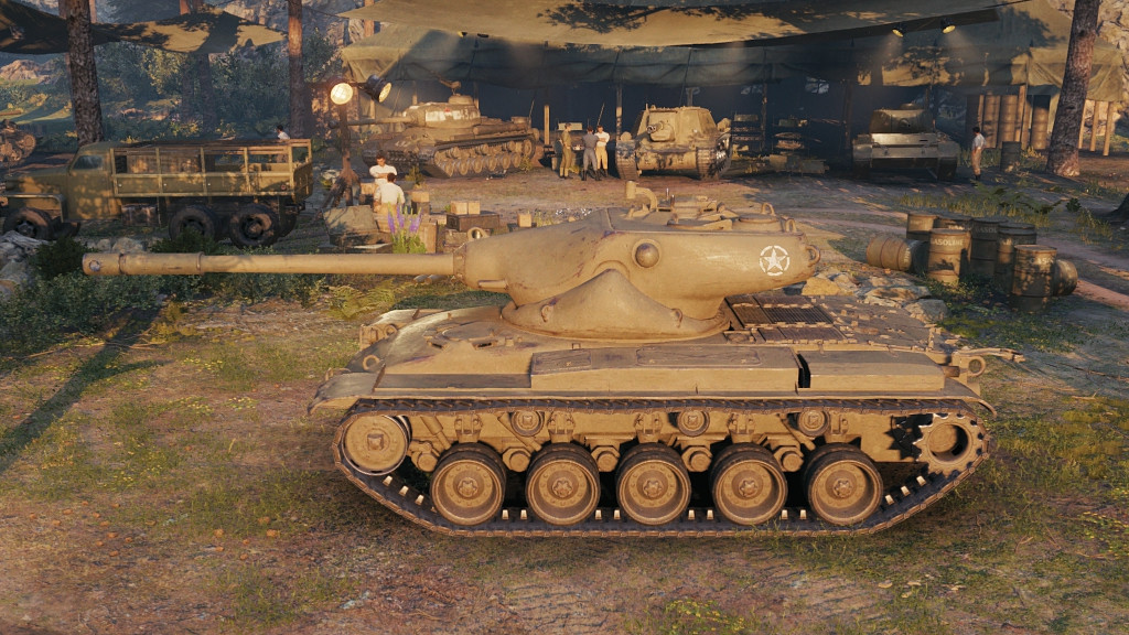 World of tanks лт франции