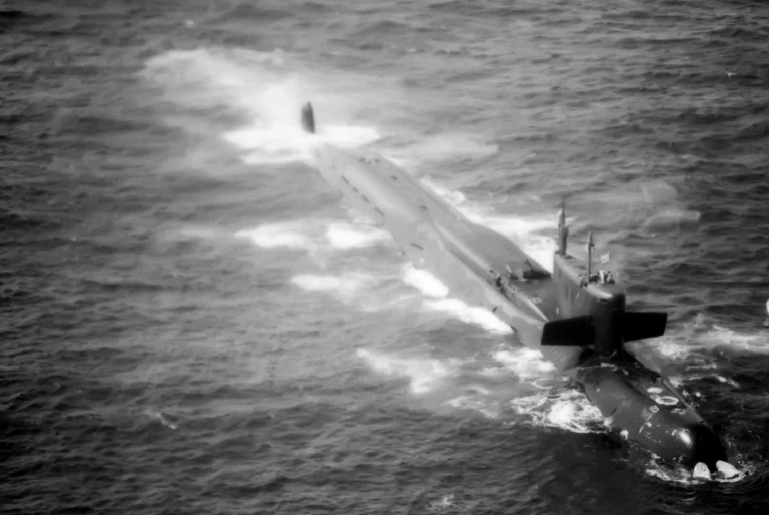 фильм о лодке к-219