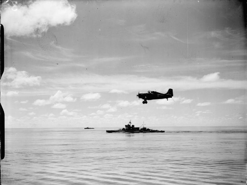 File:The Royal Navy during the Second World War- Madagascar, April - May 1942 A9712.jpg