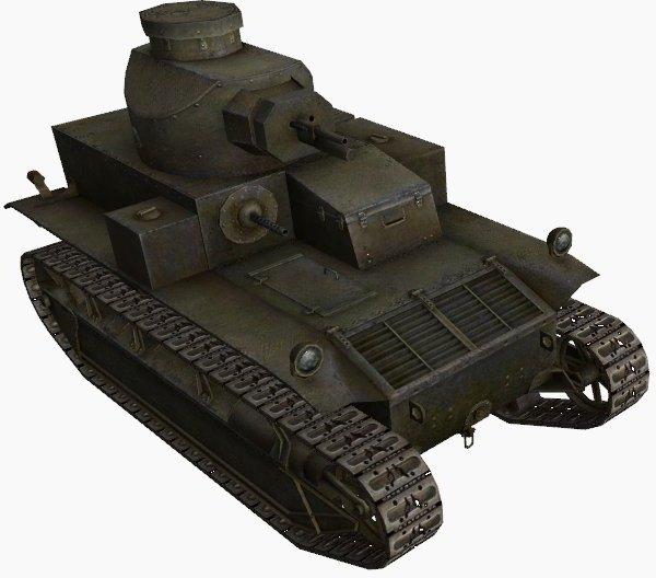 Fichier:T2 Medium Tank front right.jpg