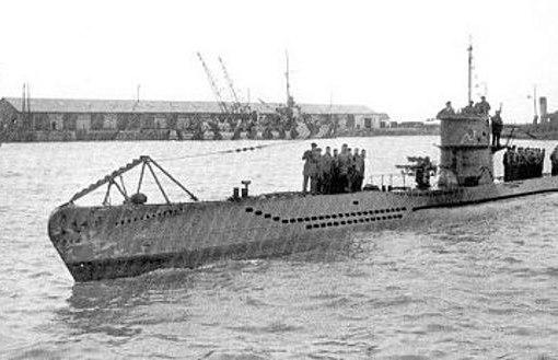 u96 подводная лодка фильм