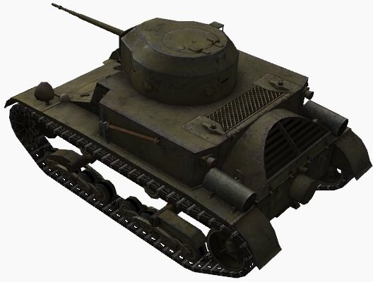 Fichier:T2 Light Tank rear left.jpg