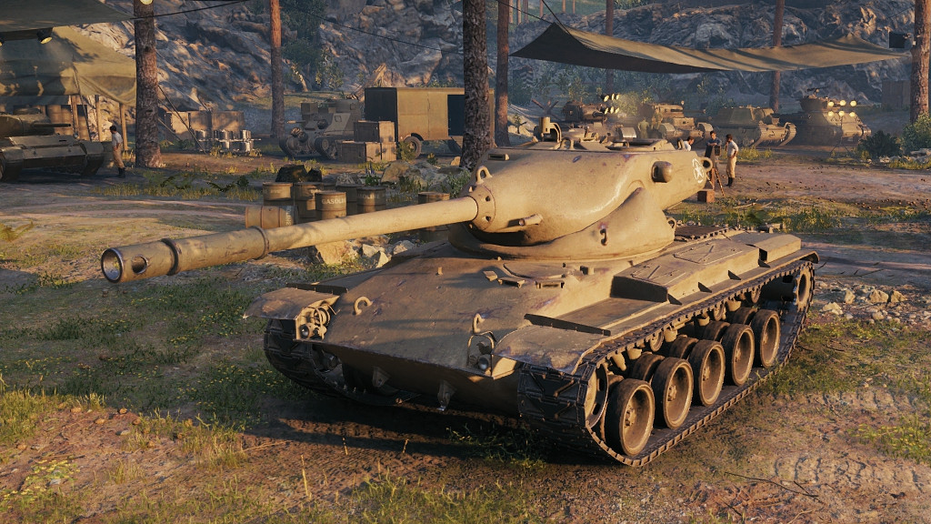 World of tanks в 1