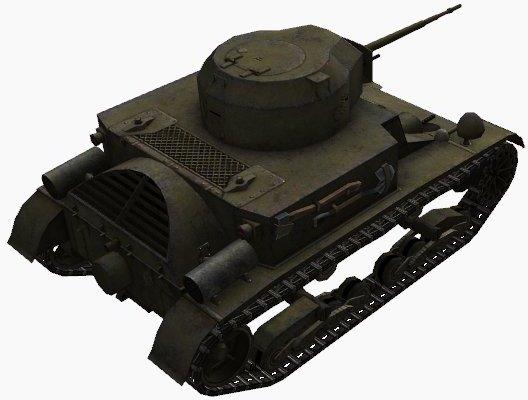 Fichier:T2 Light Tank rear right.jpg