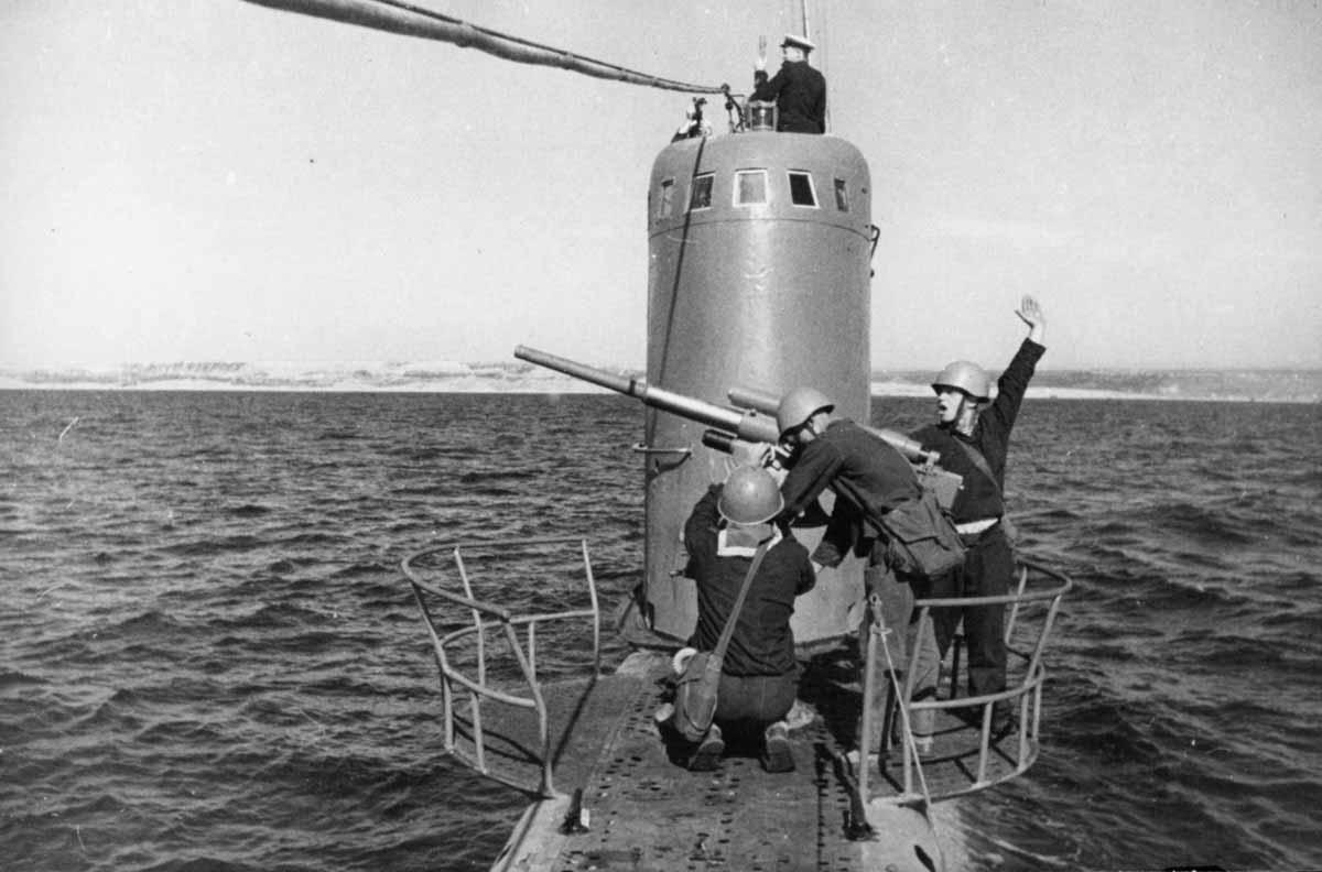 подводные лодки второй мировой войны субмарины второй мировой