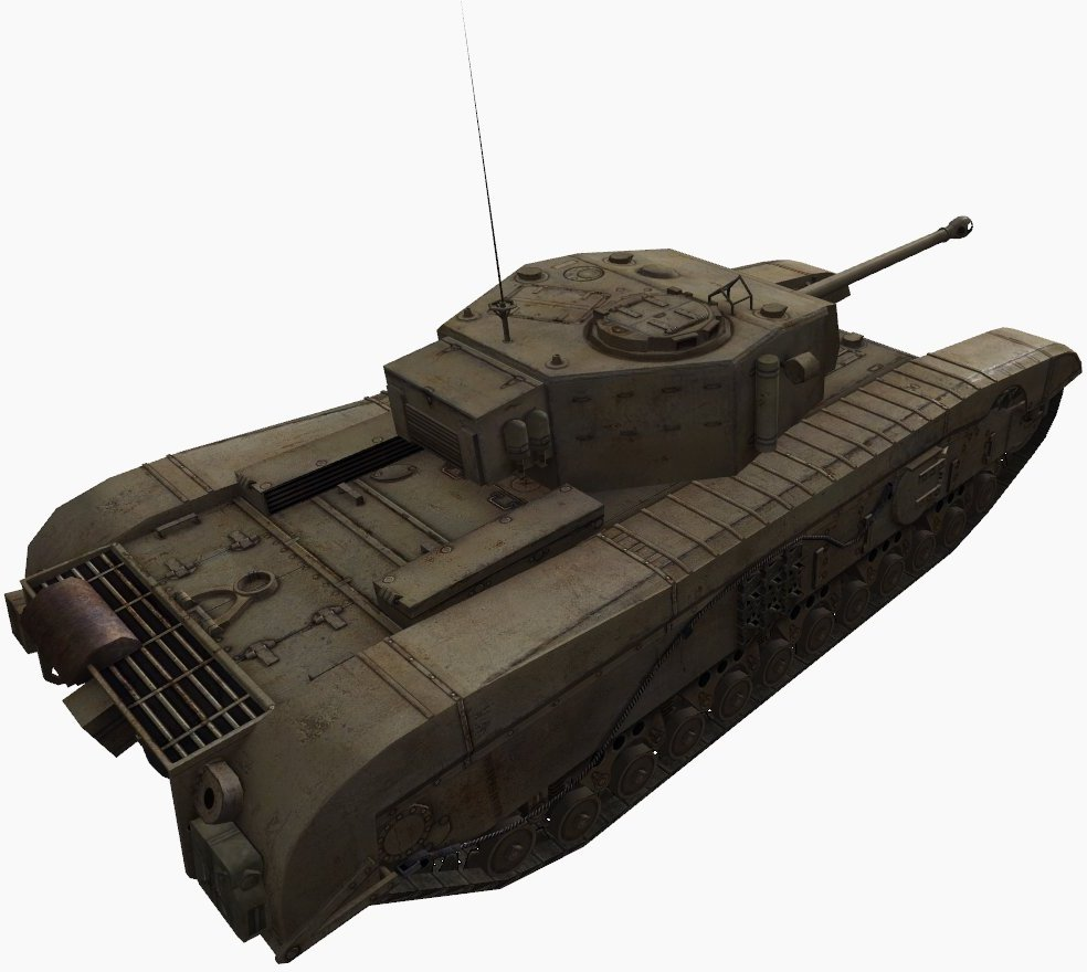wot british valentine guide