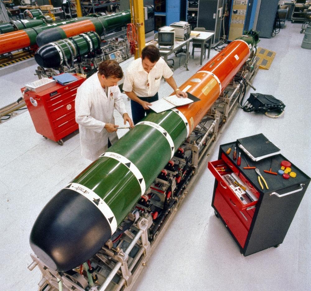 для подводных лодок отопление