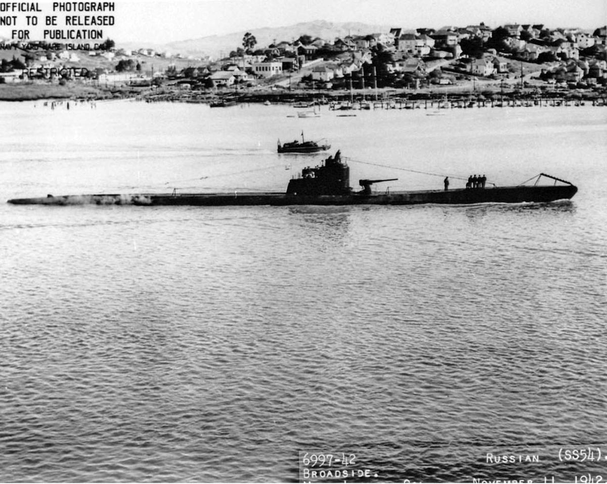 подводная лодка новосибирский комсомолец м-107