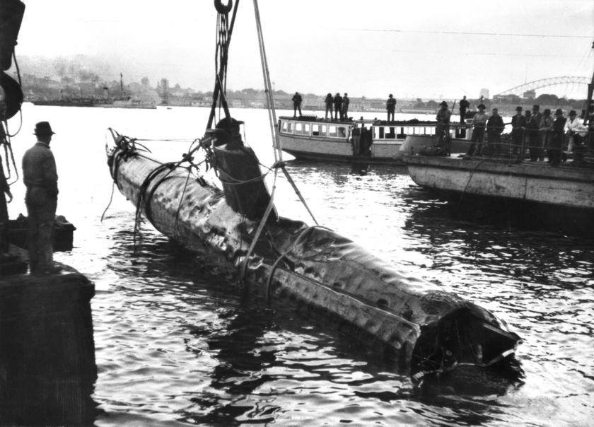 японские подводные лодки времен второй мировой