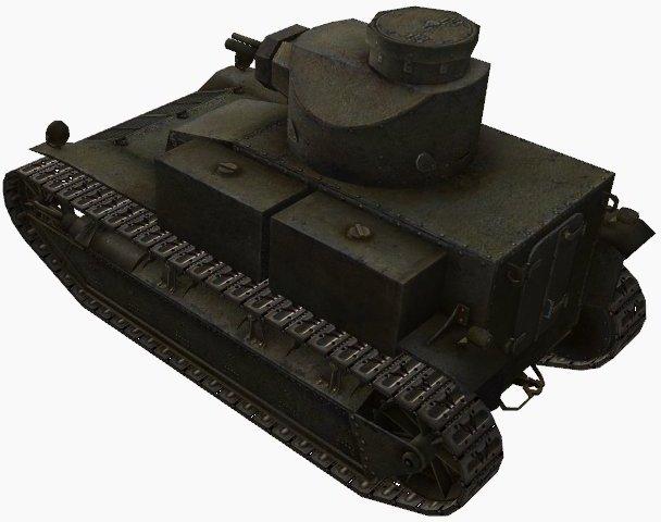 Fichier:T2 Medium Tank rear left.jpg