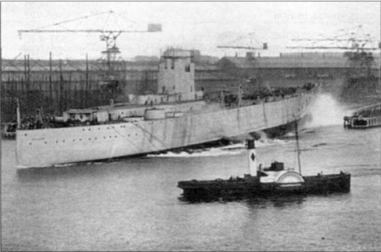 Файл:Спуск на воду HMS Nelson.png