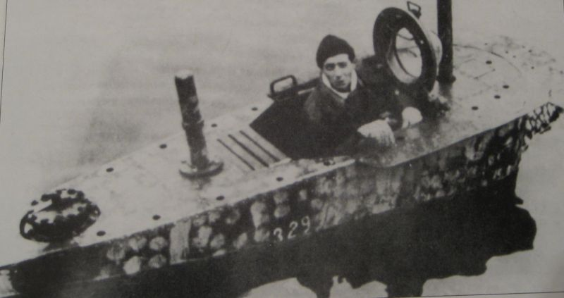 зеехунд лодка подводная