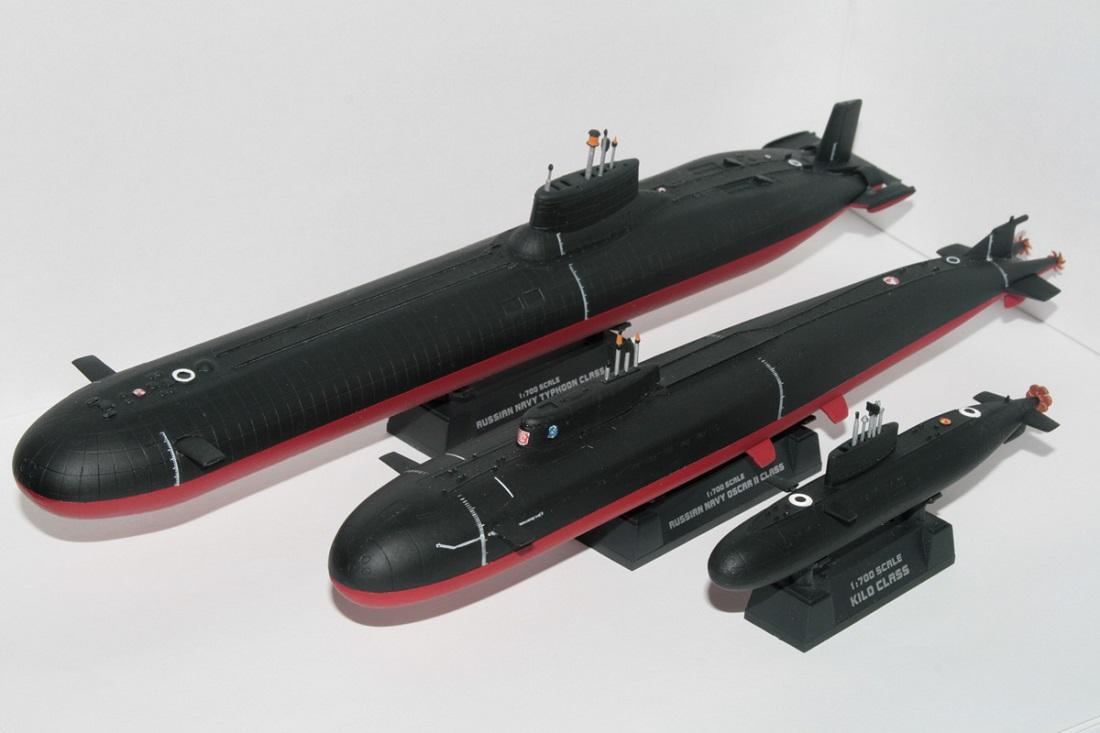 лодка 941 проекта акула