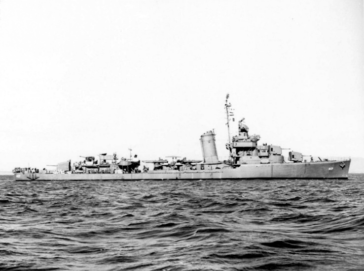 Файл:USS Morris (DD-417) in October 1943.jpg