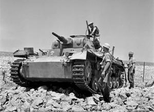 File:PzKpfw III Ausf G captured by the British in North Africa (1941).jpg