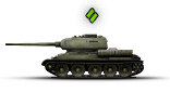 The T-34-85, an example of a Soviet medium tank.