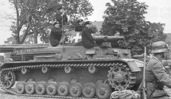 File:Panzer IV somewhere in France.jpg