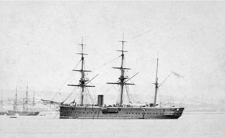 Файл:HMS Vanguard h52617.jpg