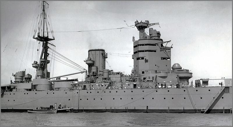 Файл:HMS Nelson side view.jpg