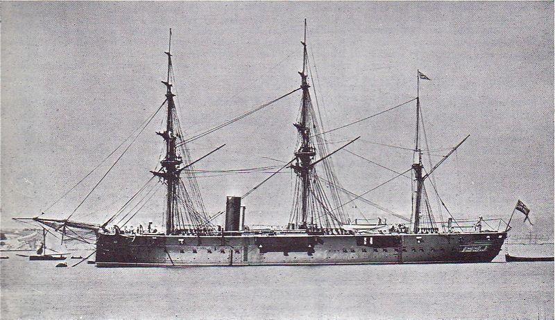 Файл:HMS Invincible (1869).jpg