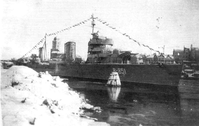 Файл:Учебный корабль Чорох, 1955-1956 годы.jpg