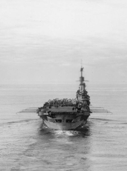 Файл:January 1944 HMS Illustrious en route to the Pacific seen from HMS Unicorn.jpg
