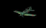 Mitsubishi A6M3 (experimental)