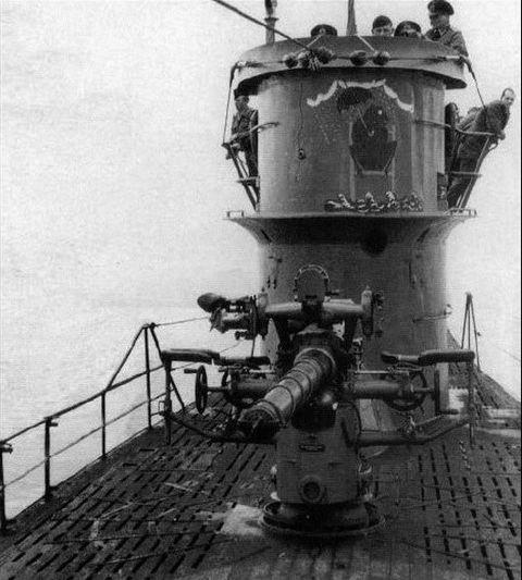 подъем немецкой подводной лодки видео