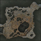 Священная долина (миникарта)