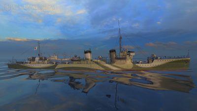 Тип 9 — Kamikaze
