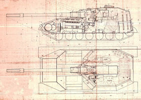 Object 268 version 4 global wiki wargaming historical gallery malvernweather Gallery