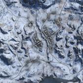 Северогорск (миникарта)