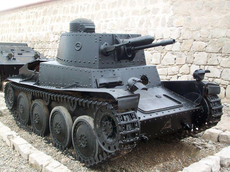File:LTP tank preserved at Real Felipe, Callao, Peru.JPG